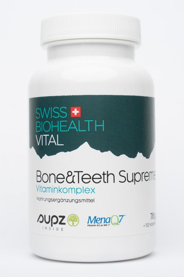 bone teeth supreme vitaminkomplex
