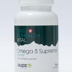 Omega 3 Supreme Fischöl
